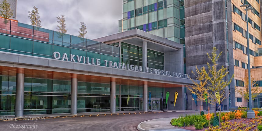 Oakville Trafalgar Memorial Hospital – Ontario, CAN