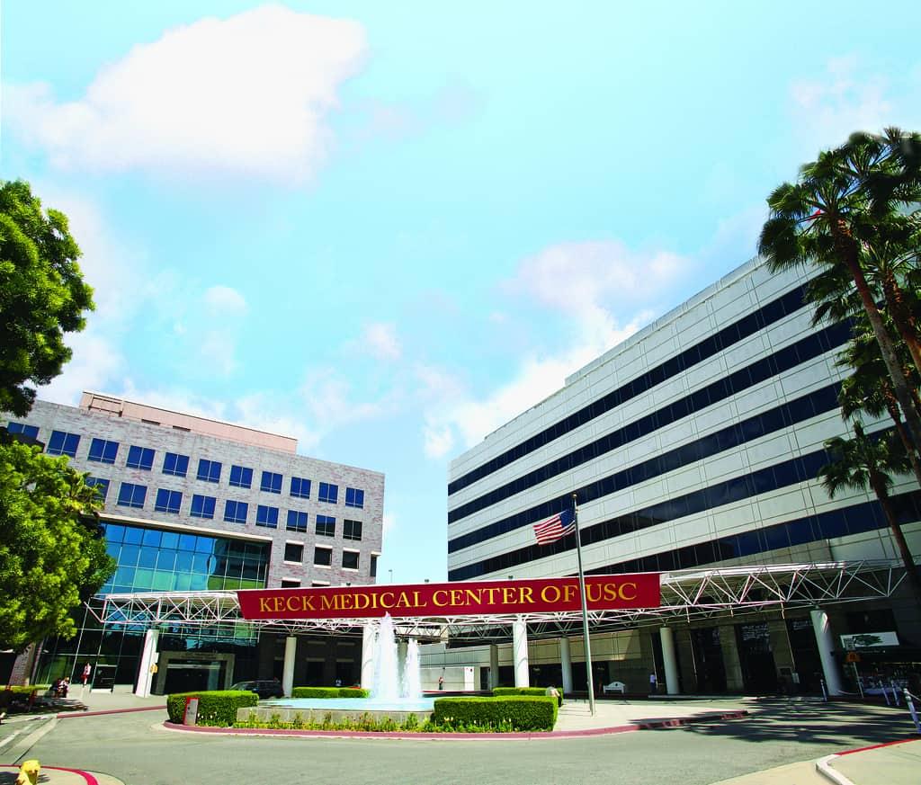 University Of California Los: Keck Medical Center (USC) - Los Angeles