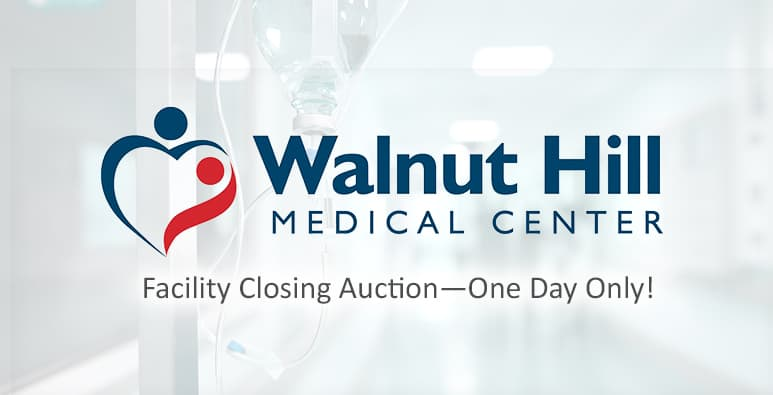 Walnut Hill Medical Center Closing Sale