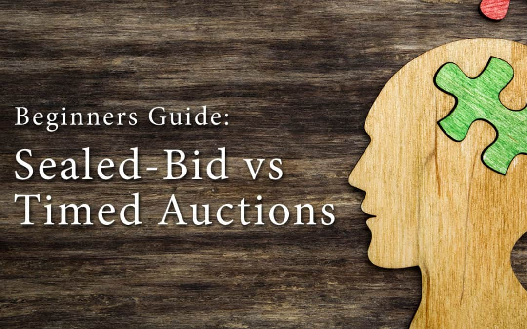 Beginner's Guide: Sealed-Bid vs Timed Auctions