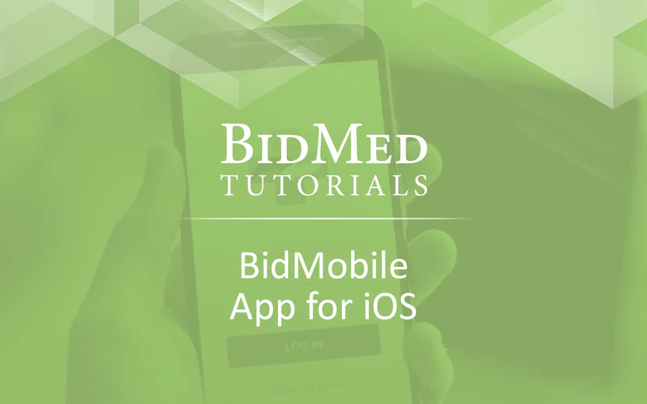 BidMobile for iOS