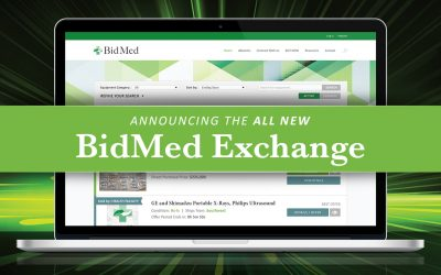 Announcing the NEW BidMed Exchange