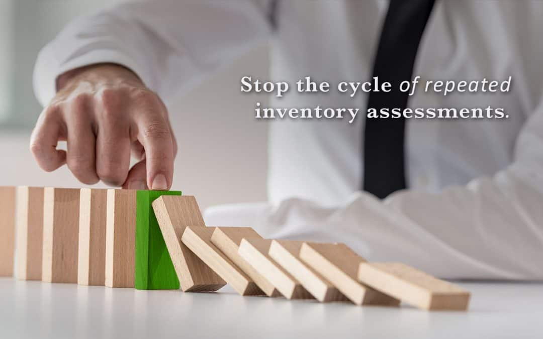 Break the Never-Ending Cycle of Inventory (re)Processing
